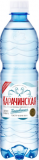 Вода КАРАЧИНСКАЯ минеральная газированная 0,5 л пэт